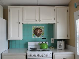 Nags Head cottage photo - Remodeled kitchen