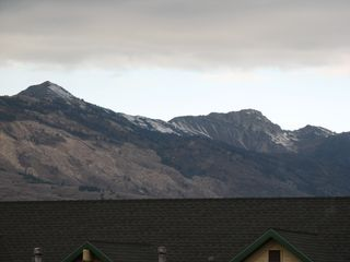 Eden condo photo - Views of Ben Lomond, Wolf Mountain and North Ogden Pass