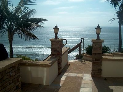 Ocean View with Steps to the Beach