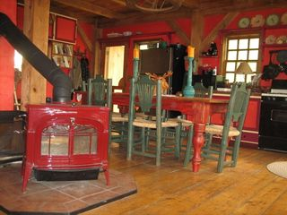 Monterey house photo - this will keep you warm and cozy