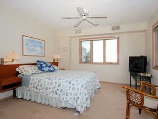 Bethany Beach house photo - queen size bed lower level bedroom #1