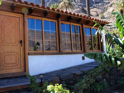 Casita de Chele - Small house for two people with a lot of nature and Wifi!