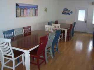 Crescent Beach house photo - Plenty of Room for Family Meals