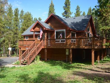 Blue River house rental