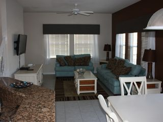 Encantada Resort townhome photo - Living Room