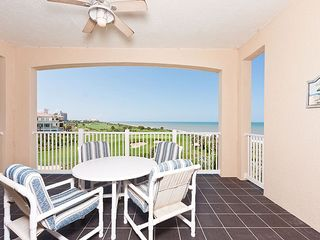 Palm Coast condo photo - Listen to the surf from our 4th floor balcony