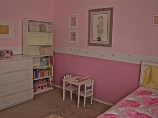 Tucson house photo - Tea Time in Miniature- Children Bedrooms Close Off Easily for a 2/2