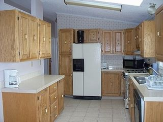 Oneida Lake house photo - kitchen