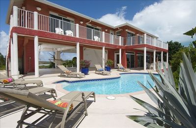 Villa Tropidero ocean front with pool - Turks and Caicos Villa