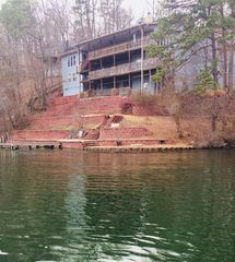 Large Family Oasis On Lake Desoto With Homeaway Hot