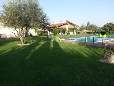 5 STARS VILLA POOL, TENNIS COURT AND FOOTBALL