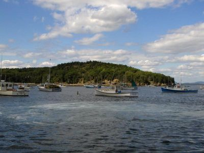Frenchman's Bay, Bar Harbor