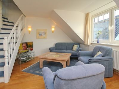 3-room apartment for 4 people in a quiet and central location!