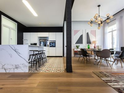 Modern and new 4 bedroom apartment in the emblematic Salamanca district