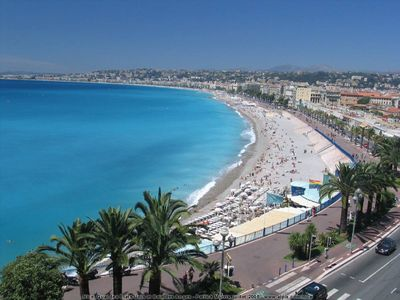 Apartment in the center point of Nice