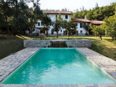 Farmhouse In Priero, Piedmont With Private Pool And Amazing Views