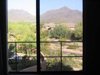 Scottsdale condo photo - View from living room