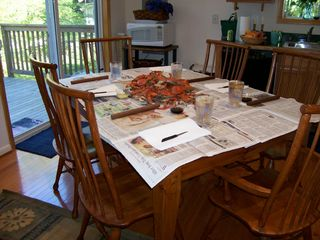 Solomons Island house photo - Crab Feast