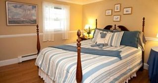 Hyannis - Hyannisport house photo - Bedroom # 1 has queen size bed A/C & Cable TV..