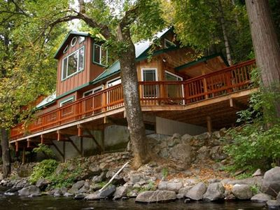 Sacred Springs River House