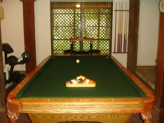 Land O Lakes house photo - Pool table/game room
