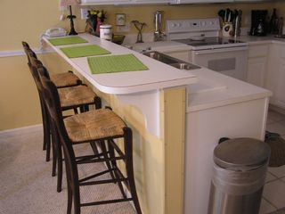 Tybee Island condo photo - Kitchen Counter