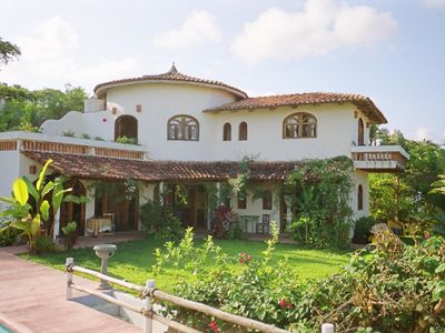 Sayulita house rental - Outside of villa