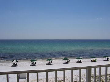 Fort Walton Beach condo rental - AWESOME 32 FT BALCONY + FREE BEACH SERVICE INCLUDED