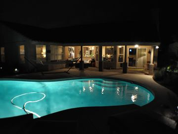 Other Scottsdale Properties house rental - Enjoy the gorgeous stars out at night by the pool