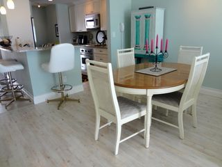 Brigantine condo photo - Dining Area