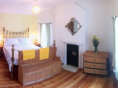 Lympstone cottage rental - Main Bedroom