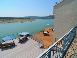 Briarcliff condo photo - Private Deck & Balcony
