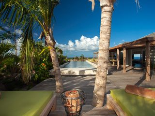 St Barthelemy villa photo - Villa Imagine - Stunning Views