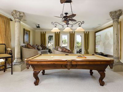Slate top Pool/Billiards Table, Sports Bar