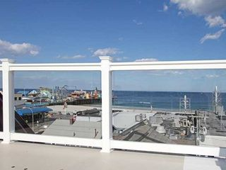 Seaside Heights townhome photo - Ocean View from Top Deck