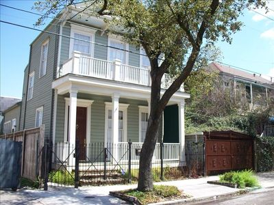Garden District Home - We welcome you to enjoy our New Orleans home!