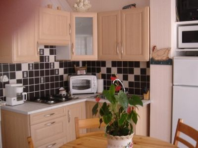 Maisonette for couples quiet with Wifi + Garden close to the beach