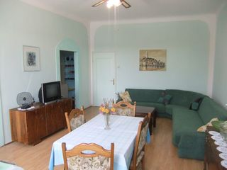 Rovinj City apartment photo - Spacious, light and sunny living room for everyday relaxation