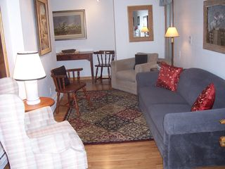 Provincetown condo photo - Living Room