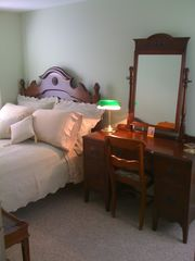Ocean Grove townhome photo - Bedroom with Full Size Bed