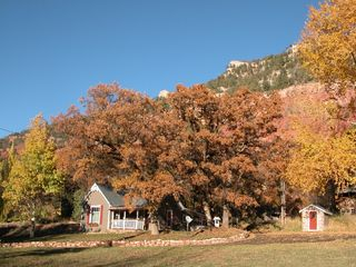 Durango farmhouse photo - Incredible fall colors!