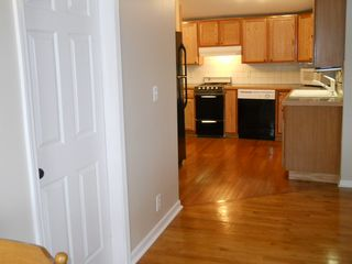Traverse City cottage photo - Kitchen with all kitchen appliances, dinnerware and cookware.