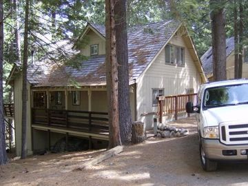 Pinecrest cabin rental - Strawberry cabin - summer