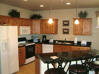Beautiful Kitchen with all appliances needed!