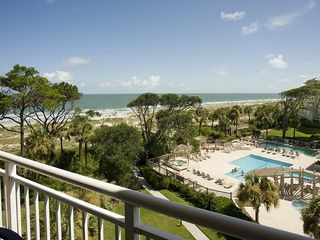 Oceanfront 2 Bedroom Palmetto Dunes Condo W Vrbo