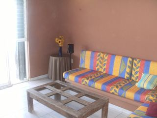 living room area upper level - Isla Mujeres house vacation rental photo