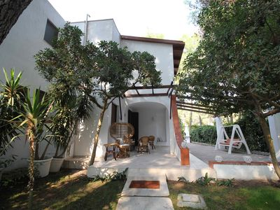 Detached villa for families looking for large spaces, relaxation and sea