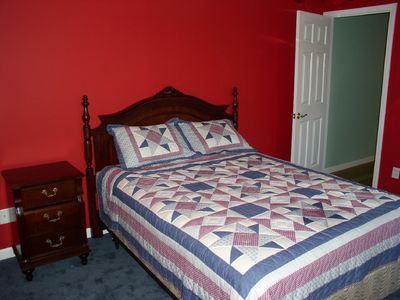 3rd Queen Bedroom