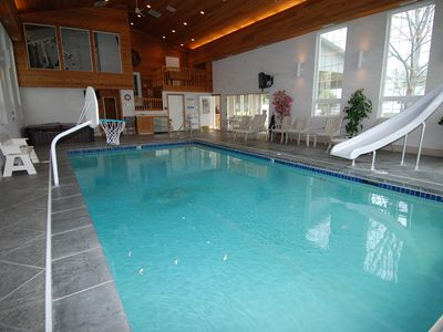 Private Indoor Pool