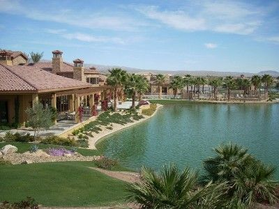 Indio house rental - Terra Lago Clubhouse